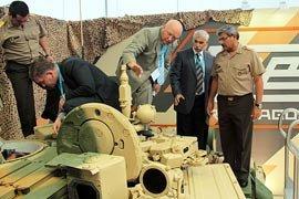 Танк Т-90 заинтересовал руководство Перу