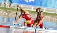 Золото на чемпионате Европы по гребле взяла Россия
