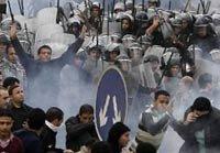Беспорядки в Египте - погибли 16 человек