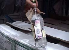 Полицейские Нижнего Тагила изъяли более 500 литров алкоголя