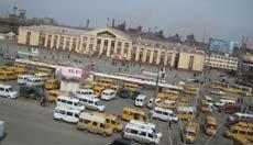 С привокзальной площади Нижнего Тагила уберут маршрутные такси