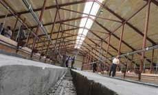 Новый молочный комплекс открыт в селе Невьянское