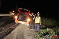 Авария в Горбуново - женщина погибла, мужчина в коме