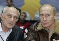 Тренера Путина по дзюдо Рахлина похоронят завтра в Петербурге