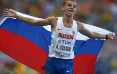 Знай наших - тагильчанин Александр Иванов взял золото на чемпионате мира по легкой атлетике