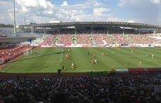 Урал и пермский Амкар разошлись миром, счет матча 0:0