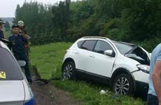 ДТП на трассе Екатеринбург - Серов, погиб 1 человек