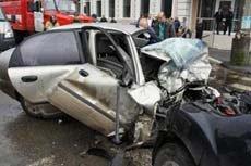 Авария на перекрестке Ленина - Огаркова, погиб человек