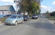 ДТП на Садоводов 12 сентября 2013 года