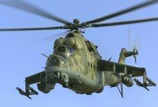 Над Тагилом кружат боевые вертолеты - до выставки RAE-2013 осталась одна неделя