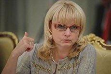 Государственная Дума утвердила Татьяну Голикову на пост председателя Счетной Палаты РФ
