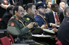 Рогозин дал официальный старт выставке вооружений RAE-2013