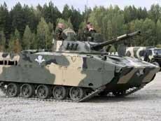 Азербайджан заинтересован в приобретении БМД-4