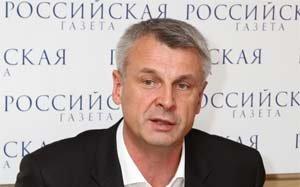 Сергей Носов ответил на вопросы корреспондентов Российской газеты