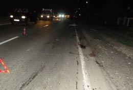 4 ДТП со смертельным исходом в течение 30 минут произошли на территории области