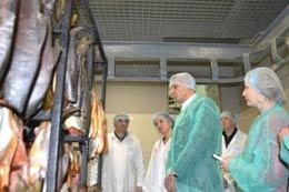 Компания Интератлантик открыла новое производство в Нижнем Тагиле