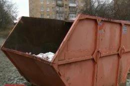 В Екатеринбурге в мусорном контейнере найдено тело мертвого младенца