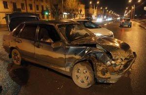 3 ДТП на перекрестках Нижнего Тагила с пострадавшими
