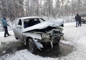 7 декабря на дорогах Свердловской области погибли 3 человека