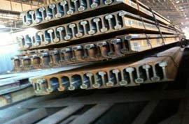 ЕВРАЗ наладил выпуск инновационной рельсовой продукции