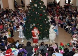 УВЗ приготовило более 15 тысяч подарков для детей сотрудников предприятия