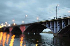 Макаровский мост в Екатеринбурге может рухнуть