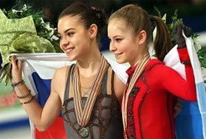 Воспитаница екатеринбургской спортшколы Юлия Липницкая выиграла золото чемпионата Европы по фигурному катанию