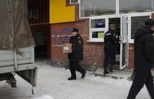 В магазине на улице Зари изъяли спиртного на 3 млн рублей