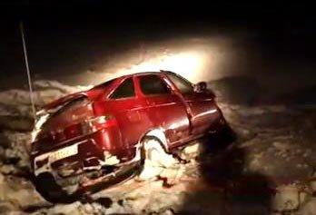 В ДТП на 67 км Тюменского тракта погиб водитель и пострадали 6 пассажиров