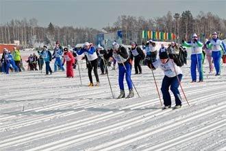 На полигоне Старатель 2 февраля ждут участников Лыжни России