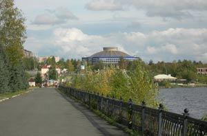 Глава города Сергей Носов предложил найти инвестора для парка Бондина