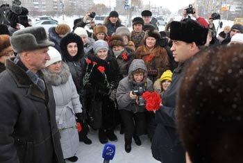 Евгений Куйвашев посетил Нижний Тагил с рабочим визитом