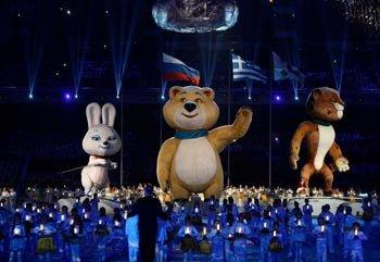 Итог олимпиады в Сочи - Россия первая в командном зачете