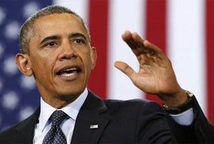 Обама предостерег Россию от вмешательства в дела Украины
