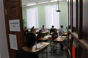 В Свердловской области проходит предварительное тестирование перед ЕГЭ