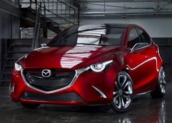 Предпремьерный показ новой Mazda 2 на Женевском автосалоне