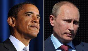 Путин и Обама обсудили украинские события во время телефонного разговора