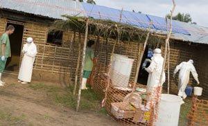 Вспышка лихорадки Эбола унесла почти 100 жизней в странах Африки