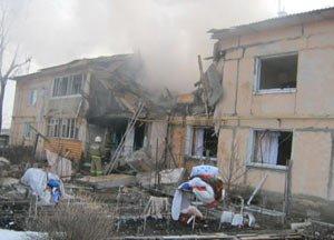 Пострадавшим во время взрыва газа в Омске окажут материальную помощь