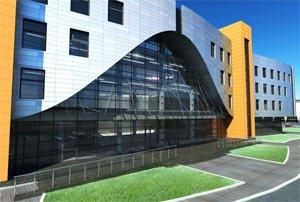 УВЗ строит поликлинику для сотрудников предприятия