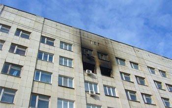 56 человек эвакуировали из здания ЦГБ №1 сотрудники пожарной службы