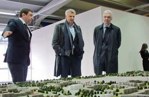 Встреча Носова и Якоба оказалось полезной, уверены градоначальники