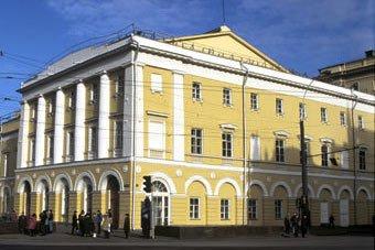 Малый Театр закрывается на длительную реконструкцию