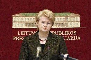 11 мая в Литве пройдут президентские выборы