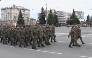 В Нижнем Тагиле состоялась генеральная репетиция праздничного парада в честь Дня Победы