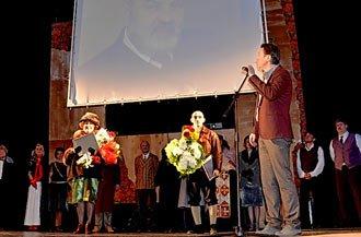 Стали известны имена первых лауреатов театральной премии имени Валерия Пашнина