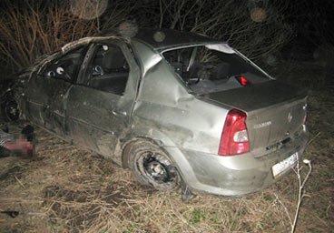 Двое дачников из Нижнего Тагила погибли в ДТП под Нижней Салдой