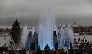 В субботу 24 мая в Нижнем Тагиле пройдут праздничные церемонии открытия городских фонтанов