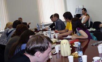 Сергей Носов встретился с представителями интернет-сми Нижнего Тагила