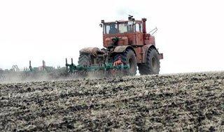 В Свердловской области завершается посевная-2014